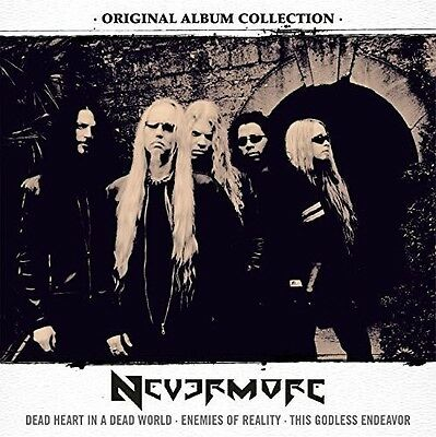 Nevermore - Original Album Collection [New CD] Holland - Import