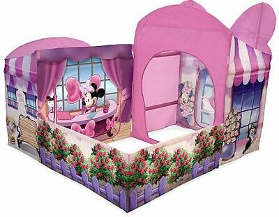 Disney Minnie Mouse Cottage Play Tent