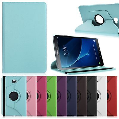"""Rotating 360° Smart cover for Samsung Galaxy Tab A 7"""", 8""""(T350), 9.7"""" and 10.1"""""""