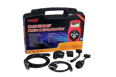 Roadi Model Ot900 Oil Service And Airbag Reset Tool New