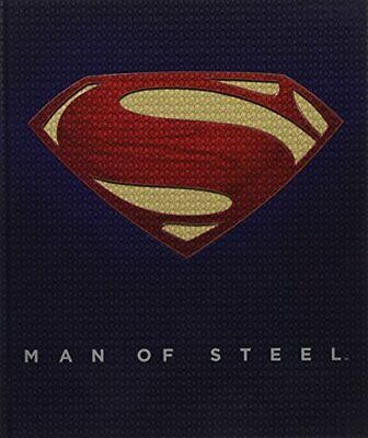 Man of Steel: Inside the Legendary World of Superman by Daniel Wallace Book The