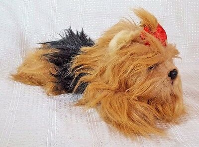Yomiko Classics YORKSHIRE TERRIER Dog Plush Russ 10""