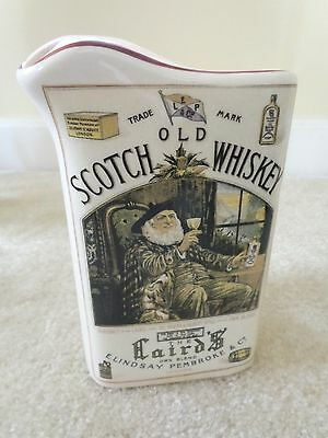 Laird's Own Blend Old Scotch Whiskey English Pitcher by Diamond