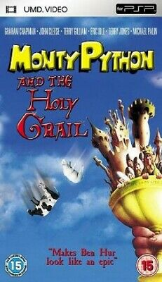 Monty Python And The Holy Grail [UMD Mini for PSP] [1974] - DVD  IYVG The Cheap
