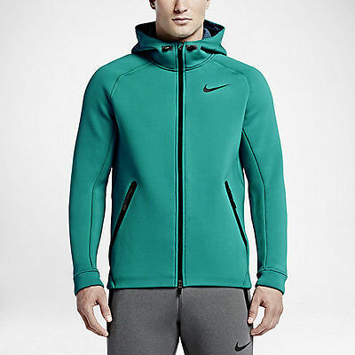 NIKE Sphere Men's Therma Training Jacket 688475-309  Size SMALL Green