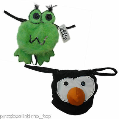 Thong sexi Man sexy Animale 3d Cute gift idea frog penguin