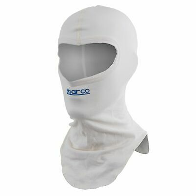 Sparco Delta RW-6 Single Layer Fireproof Balaclava Race/Rally/Kart/Trackday