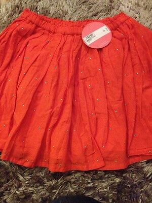 Bnwt M&s Indigo Collection Skirt, Age 12-13 Years