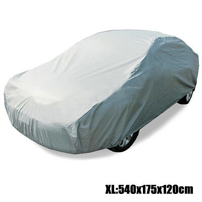 Universal Car Cover Anti UV Dust Scratch Rain Resistant Waterproof Protection XL