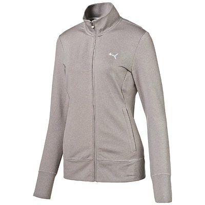 Puma W Powerwarm Golf Jacket Damen Golf Jacke zipper Warm Cell