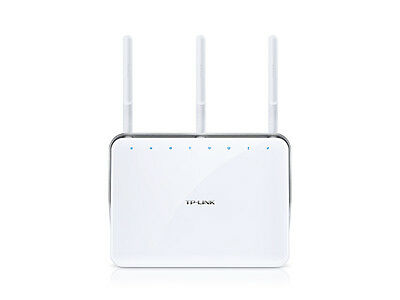 TP-LINK AC750 Dual-band (2.4 GHz / 5 GHz) Gigabit Ethernet Weiß