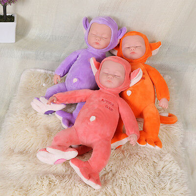 Silky Baby Obediently Sleep Appease Doll Soft Lovely Plush Toys Kids Gift New