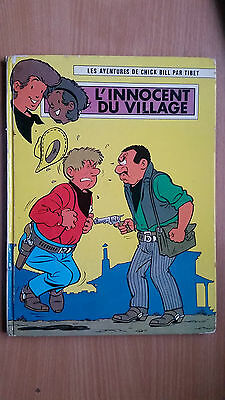 E.O. L'Innocent du Village - Aventures de Chick Bill par Tibet - 1973