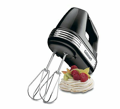 Cuisinart Power Advantage 7 Speed Hand Mixer - Black