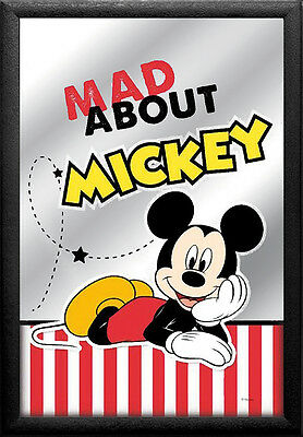 Micky Maus Spiegel Mad about Mickey