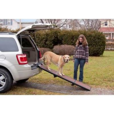 Lighweight Portable Folding Pet Ramp for SUV and Cars