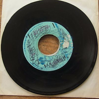 """Rare """"false Rasta"""" By The Gaylads 7"""" Single In Very Good Condition"""