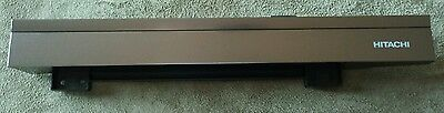 "Hitachi Big Screen Projection TV 65"" Front Right Panel ~ Has ""HITACHI"" on it"