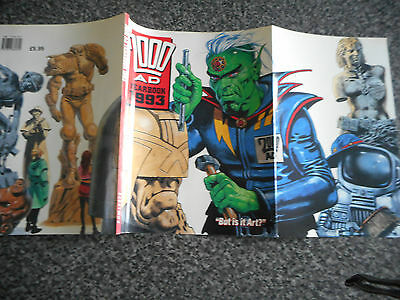 2000 AD Yearbook 1993