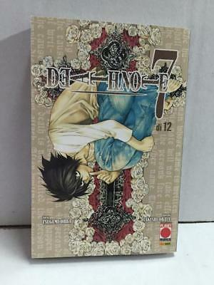 Fumetto Manga Planet DEATH NOTE N. 7 Ristampa