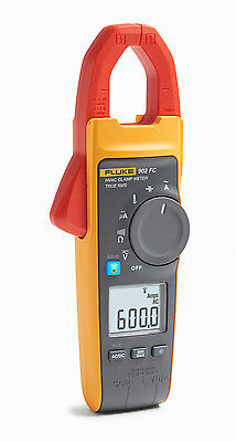Fluke 902 FC True-RMS Wireless HVAC Clamp Meter, CAT III 600V / CAT IV 300V