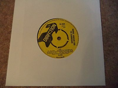 Johnny Johnson & The Bandwagon - You / You Blew Your Cool - 1968 Single
