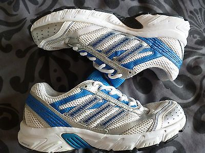 Size 5.5 ADIDAS adiPrene Gym Trainers Ladies/Womens Running Shoes Boys or Girls