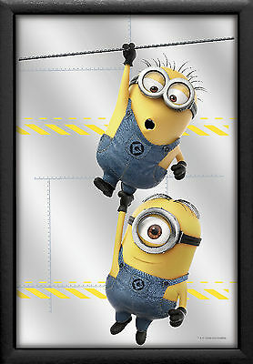Despicable Me 3 Spiegel Minions Wired
