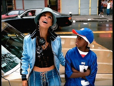 Keep a Child Alive Alicia Keys Fringe Jeans from 'A Woman's Worth' Video