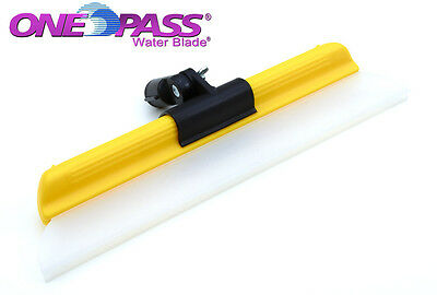 Patented Silicone Y-Bar Water Blade with FREE Pole Adapter