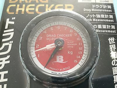 Bouz Drag Checker Do 2015  15 Kg I.g.f.a Made In Japan Worlds Best