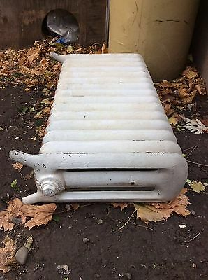 Vintage American Radiator Company Hot Water Steam Radiator w/Cover