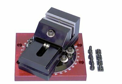 Sherline 3575 – Mill Vise with Rotating Base