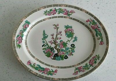 Vintage Lord Nelson Indian Tree Oval Platter