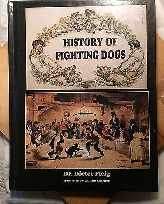 HISTORY OF FIGHTING DOGS DR FLEIG  Pit Bull Bulldogs Masfiff