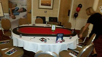 Poker Nights & Roulette Table