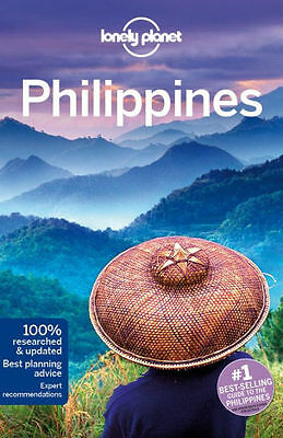 Lonely Planet PHILIPPINES 12 (Travel Guide) - BRAND NEW PAPERBACK