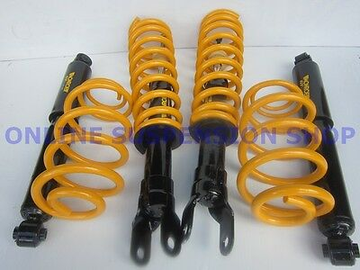 Suits Falcon BA BF KING SPRING/MONROE SHOCK Lowered Suspension Package