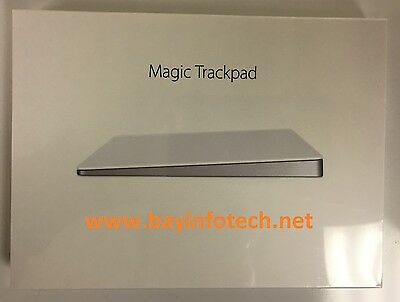 MJ2R2LL/A A1535 Apple Magic Trackpad 2 wireless with ForceTouch NIB SEALED