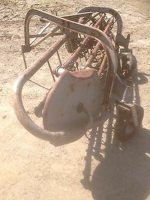 Harry Ferguson 3pl Hay Rake, Collectable Tractor Implement