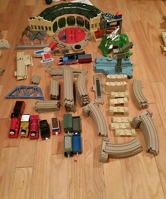 Thomas & Friends Trackmaster: Tidmouth Shed LOT!   2