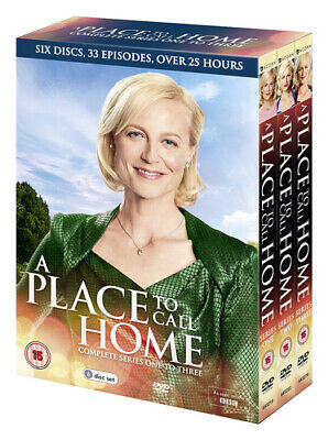 A Place to Call Home: Complete Series One to Three DVD (2016) Arianwen