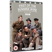 First of the Summer Wine  Series One  NEW 2 DVD SET