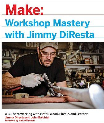 Workshop Mastery with Jimmy DiResta A Guide to Working with Met... 9781457194030
