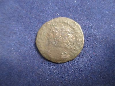Ancient Bronze Roman Coin