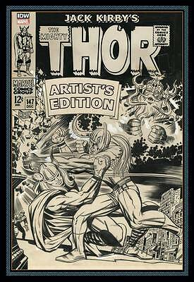 IDW Jack Kirby Mighty Thor Artist Edition