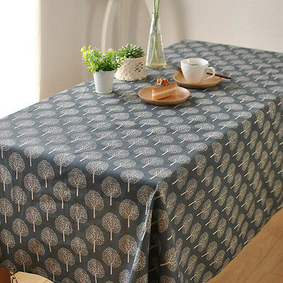 Cloth Fabric/Tablecloth Table Cover for Banquet Wedding Party Home Decor