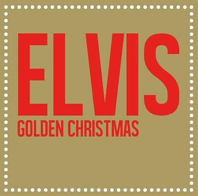 ELVIS PRESLEY - Golden Christmas (180g BLACK-Vinyl) NEU/OVP