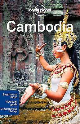 Lonely Planet Cambodia (Travel Guide) - BRAND NEW 9781743218747