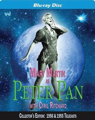 Peter Pan [New Blu-ray] Collector's Ed